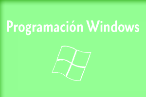 Programación para Windows